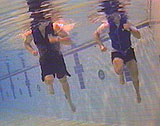 Deep water exercise can speed up injury rehabilitation